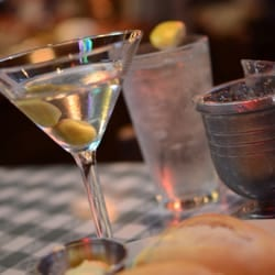 Martinis at Lucile's