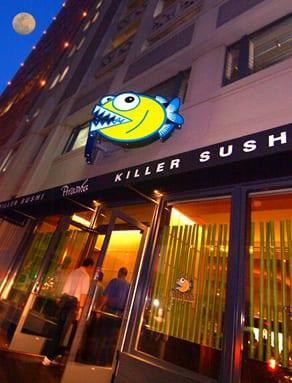 Piranha Killer Sushi in Fort Worth
