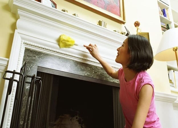 Dust, Dust, and More Dusting | Energy Saving Tips For Spring Cleaning